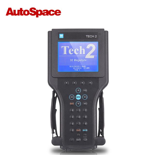 Conjunto completo Tech 2 Scanner Ferramenta de Diagnóstico com Candi Um Livre Cartão De Software para a GM OPEL SAAB ISUZU SUZUKI HOLDEN Tech2 Tech-2 DHL