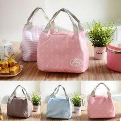 Портативный Термосумка для пищи Ланчбокс сумка для хранения дамская сумка для переноски picinic сумка для продуктов
