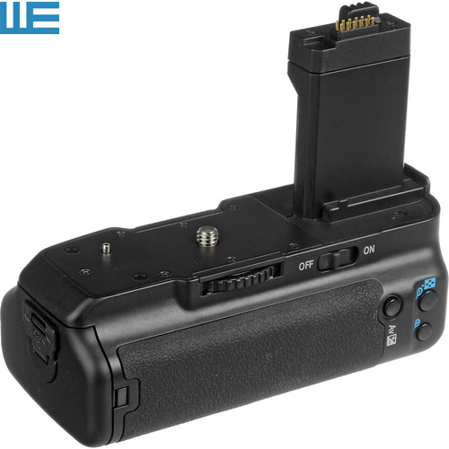 BG-E5 Equivalent Battery Grip Voor Canon Rebel Xsi Xs T1i 450D 500D 1000D Kiss F X2 X3 Digitale Slr Camera 'S.
