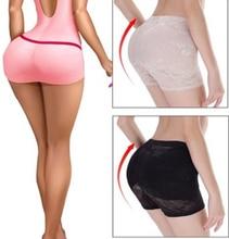 Women Enhancer Padded Underwear Butt Lifter and Tummy Control Panties Hip Abdomen Body Shaper Buttock Panty
