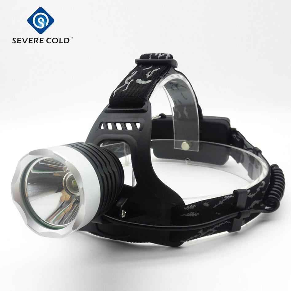 2000LM Lamp XM-L XML T6 LED Headlamp Headlight Flashlight Head Light Lamp Torch