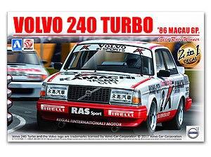 1/24 Volvo 240 Turbo 86 Macau Guia Race B24012 san petersburgo guia