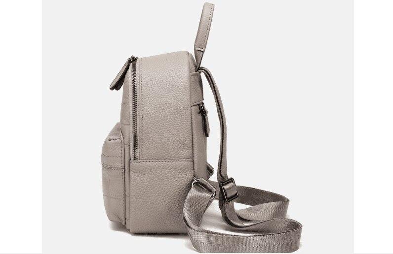 ขนาดเล็กขนาดผู้หญิงกระเป๋าเป้สะพายหลังคุณภาพสูง-ใน กระเป๋าเป้ จาก สัมภาระและกระเป๋า บน   3