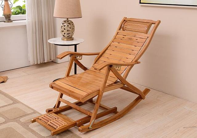 Outdoor/Indoor Reclining Rocking Chair 3