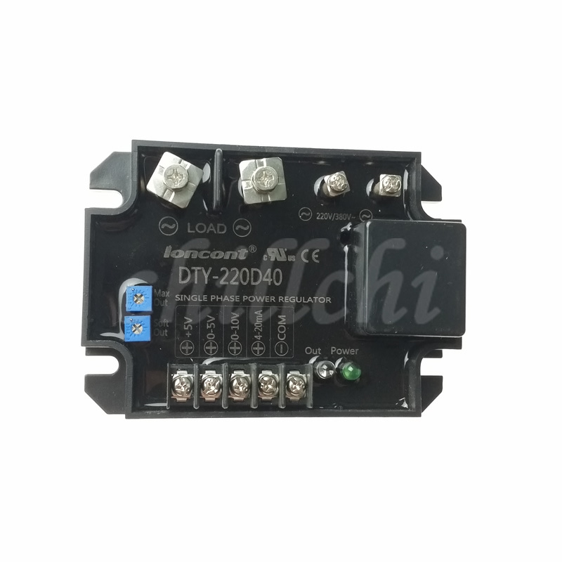 Us 26 32 Single Phase Ac Voltage Regulator Module Dty 220d40e F G H 380d40 In Integrated Circuits From Electronic Components Supplies On