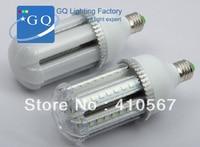 Fedex DHL 10W LED 5050 SMD 49leds Corn Bulb Light Maize Lamp E27 E14 B22 LED Light Bulb Lamp Warm/Cool White