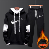 XXXTentacion Men ADI Tracksuits Outwear Hoodies Sportwear Sets Male Sweatshirts Cardigan Men Set Clothing+Sweatpants Pants 3XL