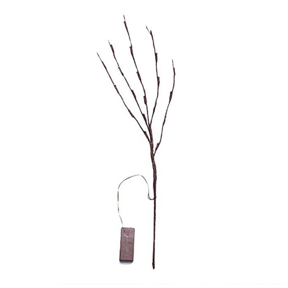 Willow Branch Lights Led Branches Decorative Lights Tall Vase Filler Willow Lighted Branch Home Decoration For Valentine' Day (2)