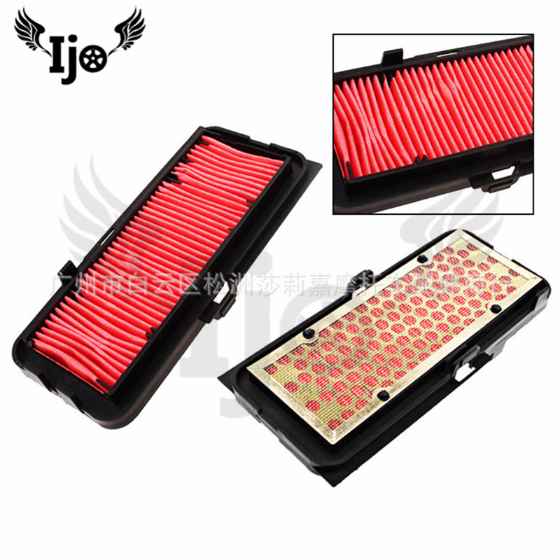 moto for honda steed dio shadow transalp Magna 250 scooter keeway bse minibike motorcycle air filter clean cleaner Systems
