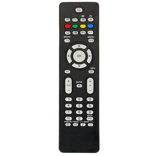 Replacement 32PFL5522D/05 Remote Control for Philips TV ...