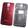 accessories FOR Samsung Galaxy S5 Active G870A Back Cover Battery Door Replacement (red)