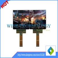 90 Гц двойной дюймов 3,81 дюймов OLED экран дисплея с hdmi к mipi доска для проектора HMD vr стекло VR гарнитура DIY AR