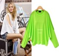Kesebi 2017 Spring Summer New Hot Fashion Female Batwing Sleeve Tops Women European Off-the-shoulder Sexy T-shirts