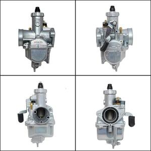 Image 5 - ZSDTRP 26mm קרבורטור VM22 פחמימות ליפאן YX SSR CRF50 CRF70 140 125 110 cc מנוע Mikuni בור אופני טרקטורונים
