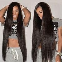 Brazilian Straight Human Hair Bundles With Closure Brazilian Straight Hair 3 Bundles With Closure Brazilian Virgin