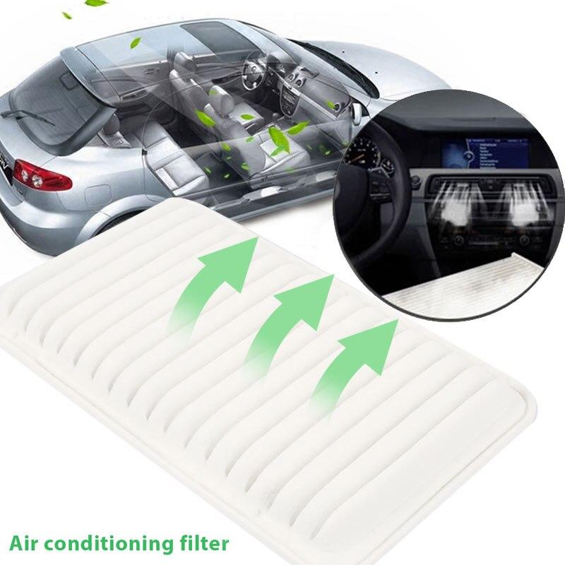 Воздушный фильтр для двигателя автомобиля воздушный фильтр двигателя подходит для нескольких моделей воздушный фильтр двигателя воздушные фильтры 178010H020 17801-20040