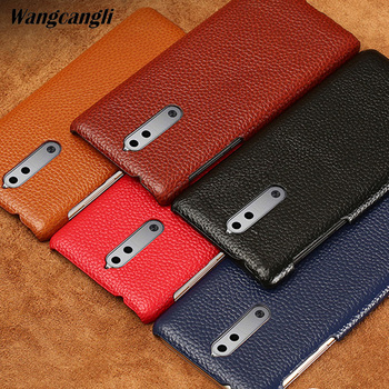 For Nokia Lumia 9 case leather business phone case For Nokia Lumia 9 Lumia 630 930 650 950 case lychee business phone case