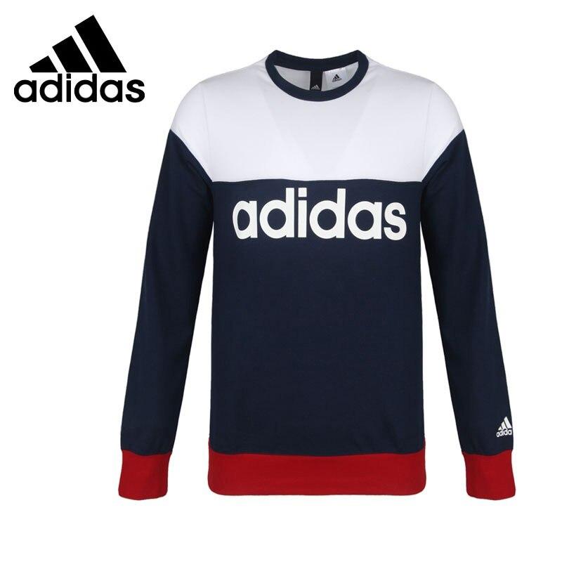 где купить Original New Arrival Adidas CREW CB LOGO Men's Pullover Jerseys Sportswear дешево
