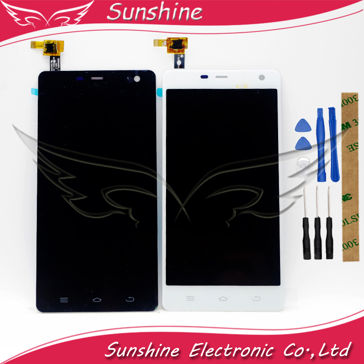 Touch Panel For THL 5000 THL5000 LCD Display Assembly Touch Screen Digitizer