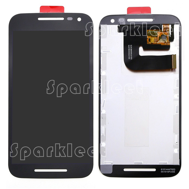 Black&White LCD Display For Motorola MOTO G3 XT1540 XT1541 G 3rd Gen LCD Display Touch Screen Digitizer Assembly