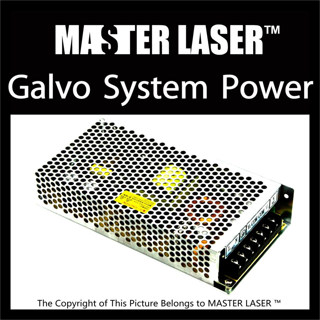 Laser Marking Engraving Machine DIY Parts Galvo Mirror Power Supply MeanWell MW NES-75-24 75W 24V  Switching Switch Power Supply galvo scanner