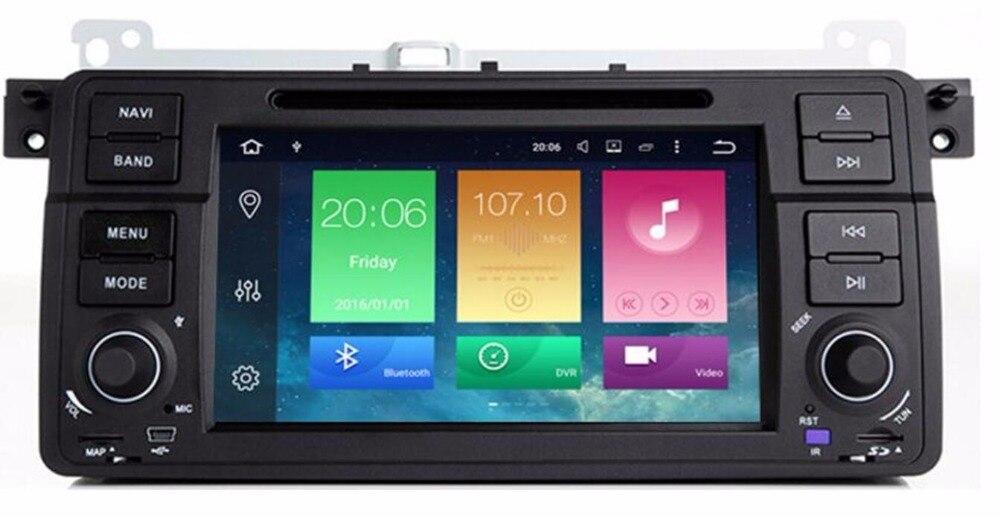 IPS Android 8.0 4g/Android 7.1 Dell'automobile DVD GPS Radio stereo Per BMW E46 M3 Land Rover 3 serie lettore dvd ricevitore di navigazione pc DSP