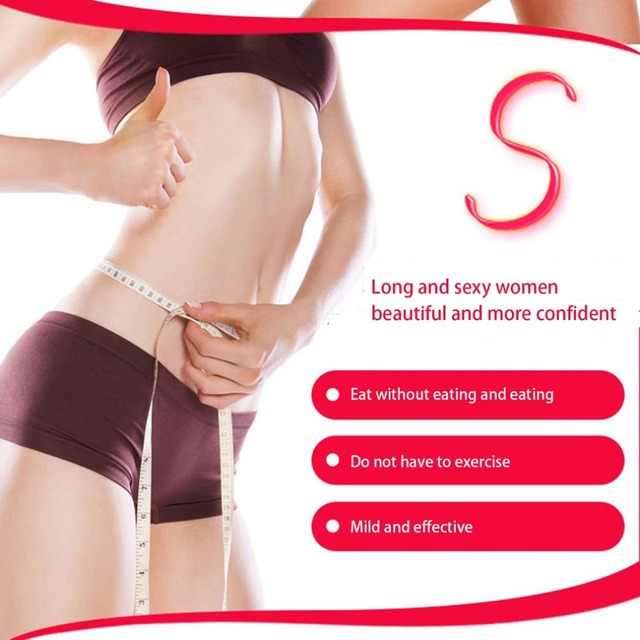 Magic Sleeping Tea Stickers Fat Burning Stickers Slimming Plaster Perfect Body Forming Paste Skinny Waist Patch for weight loss Weight loss tea
