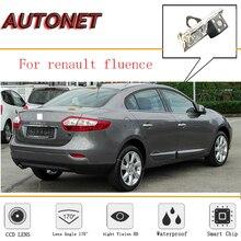 AUTONET задняя камера для Renault Fluence/Megane 3/камера заднего вида парковочная резервная камера/4 светодиода/ночное видение/CCD