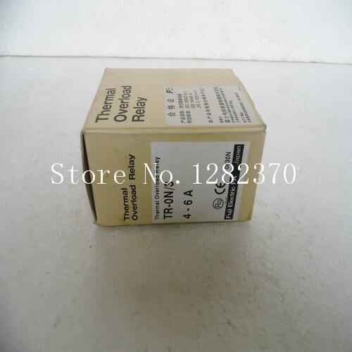 [SA] New Japan genuine original FUJI thermal relay TR-ON / 3 4-6A spot --5PCS/LOT[SA] New Japan genuine original FUJI thermal relay TR-ON / 3 4-6A spot --5PCS/LOT