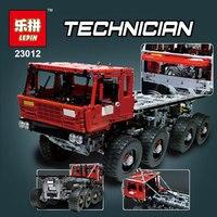 Лепин 23012 натуральная техника серии Arakawa Moc эвакуатор Татра шт. 2839 шт. Совместимость legoings 813 развивающие строительные блоки