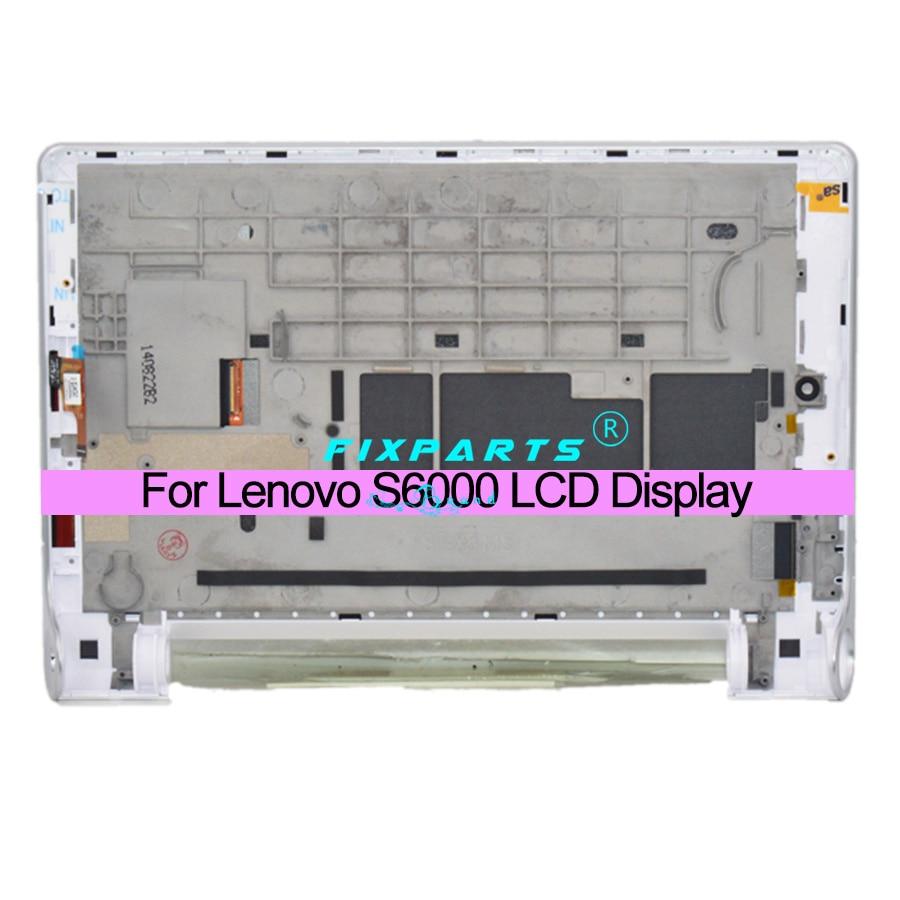 Original 10.1 Lenovo YOGA B8080 B8000 Tablet 10B8080 S6000 lcd 5 (3)