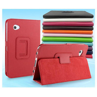 High Quality PU Leather Cover For Samsung GALAXY Tab2 P3100 Case 7 0inch Stand Holster Protect