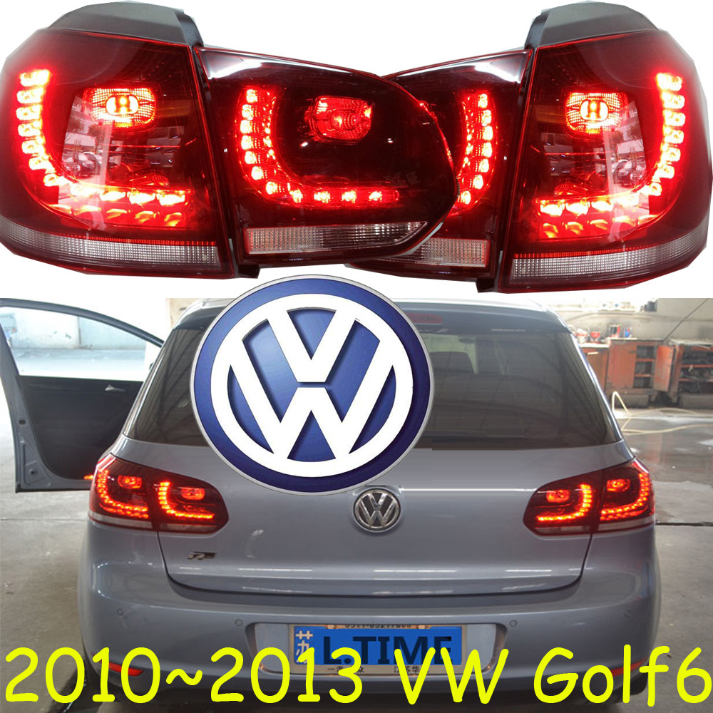 car-styling,Golf6 Taillight,2011~2013,led,Free ship!4pcs,Golf6 fog light;car-covers,Golf7 tail lamp;Touareg,Gol, Golf 6 2011 2013 vw golf6 daytime light free ship led vw golf6 fog light 2ps set vw golf 6