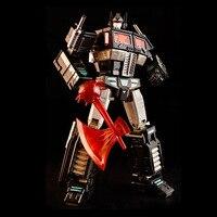 XCZJ Transformation Optimus Action Figure Deformation Robot Figure Model Toys Devastator Toy for Children