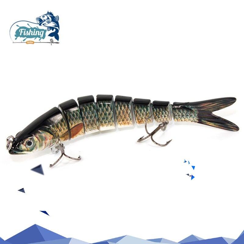 1pcs Fishing Lures Swimbait 14cm Hard lure Crankbait Slow Fishing Wobbler Isca Artificial Lures Fishing Tackle for Ocean fish