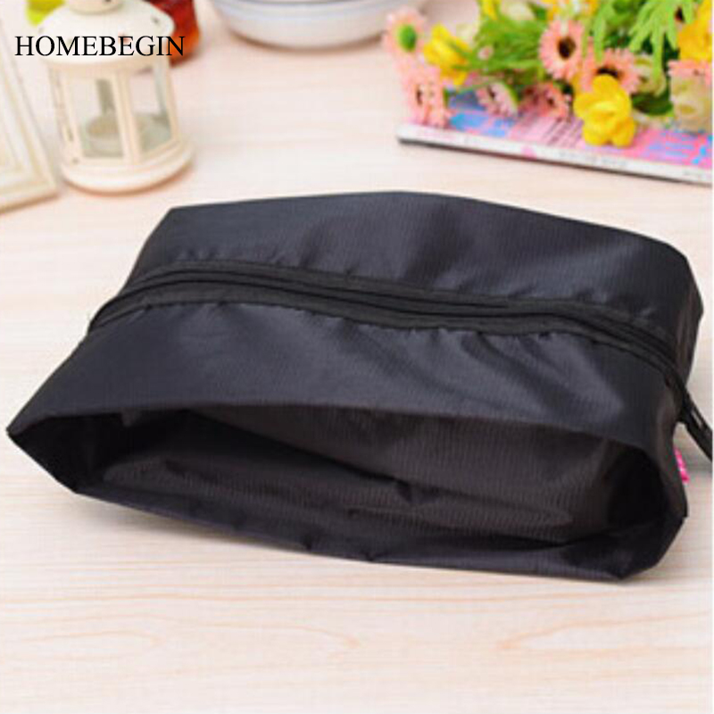 Storage Boxes & Bins Independent Homebegin Portable Waterproof Shoe Bag Multifunction Travel Tote Storage Case Zipper Toiletry Makeup Storage Pouch Bag Organizer Delicacies Loved By All