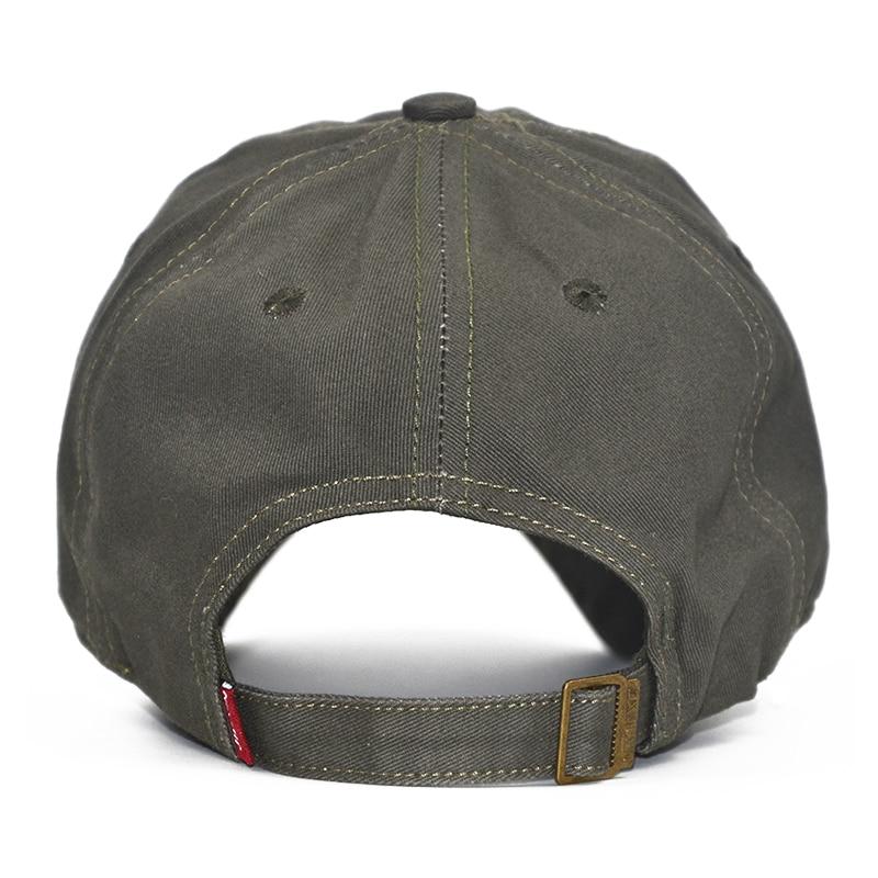 Mens Strapback Baseball Sun Cap  Embroidery Army Military Hat Camo Truck Combat