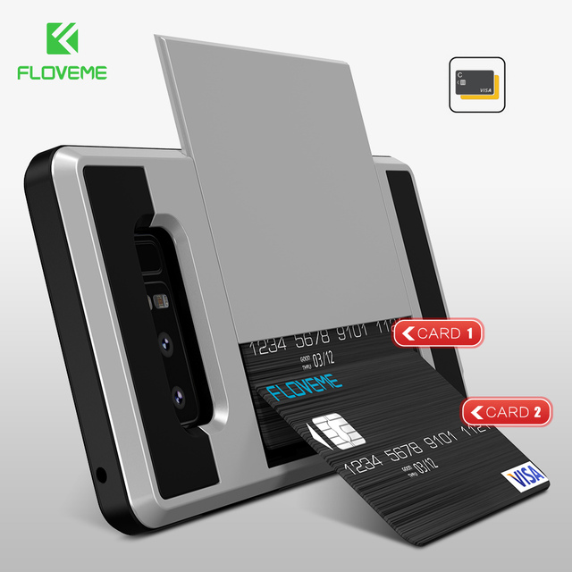 release date 3c98d 00691 US $4.61 |FLOVEME Armor Phone Case For Samsung Galaxy S8 Plus S7 S6 Edge  Hidden Card Holder Cover For Samsung Note 8 S8 Plus Cases Coque -in Fitted  ...