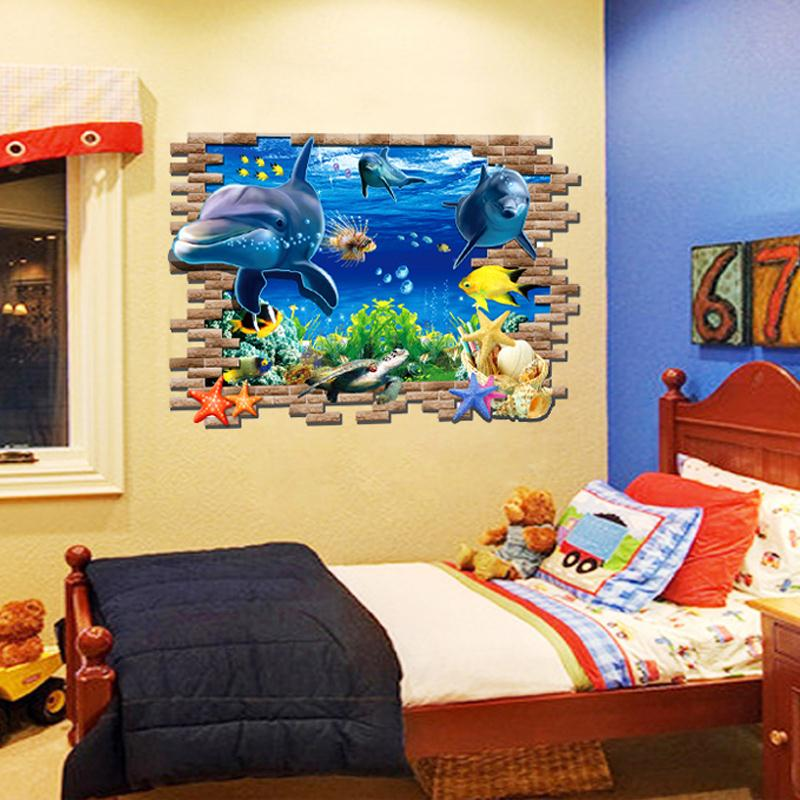 Exelent School Of Fish Wall Art Photos - All About Wallart ...