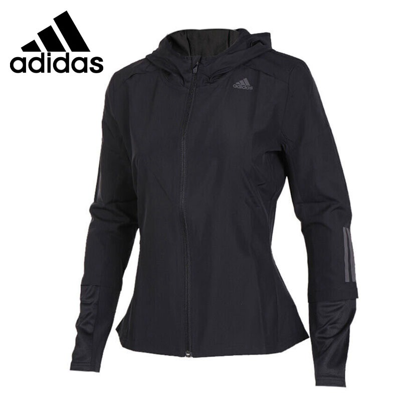 Original New Arrival 2018 Adidas RS HD WND JKT Women's jacket Hooded Sportswear купить в Москве 2019
