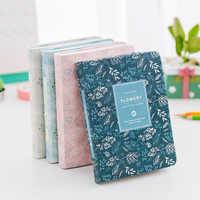 2019 kawaii Coreano Calendario de flores Vintage diario anual semanal planificador diario organizador papel cuaderno Agendas A6