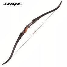 伝統的な左/右手ボウ 56 インチ弓と矢セット無害な矢じり屋外アーチェリー撮影ゲーム