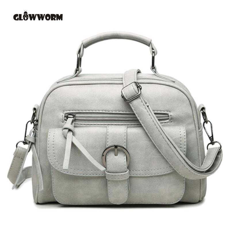 GLOWWORM New Arrival Women Bag Fashion Shoulder Bag Casual Simple Totes Fresh Cherry Messenger Bag Matte Leather Bag new arrival fashion color stitching simple silver buckle casual chain handbag women s shoulder bag across body messenger totes