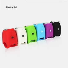 Mini Cute Universal Bicycle Bell MTB Horn Loud 120db Electric Bike Scooter Alarm Bells Safety Cycling Remind