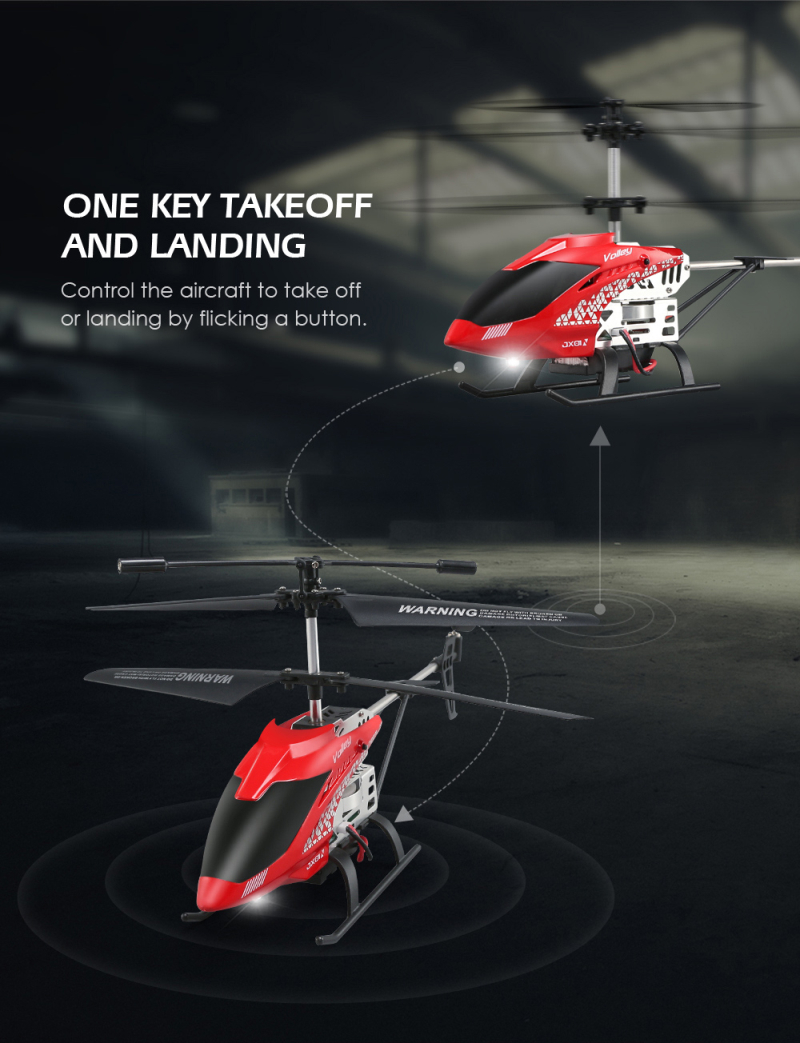 Channel HY01 Drone Helicopter 9