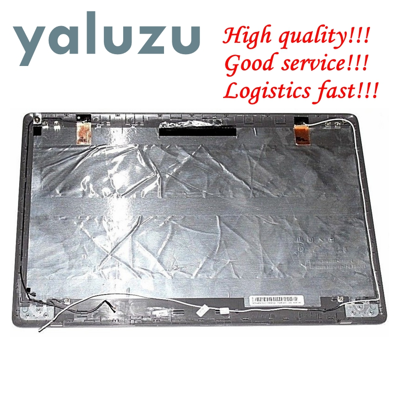 YALUZU NEW LCD Top Cover For ACER 14 AO1 431 AO1-431 Back Cover A Shell black цена