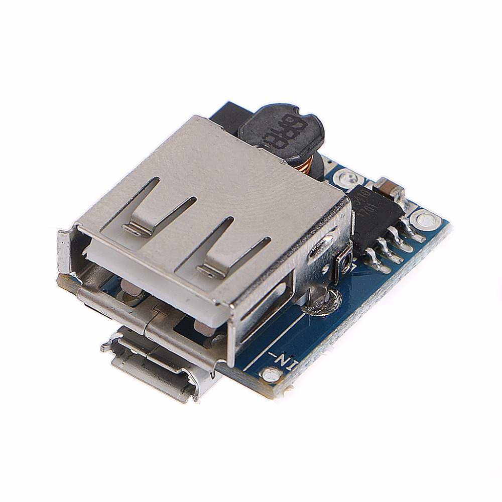 5V 1A 1.2A Power Bank Lithium Battery Charger Board Plate Boost Charging Module