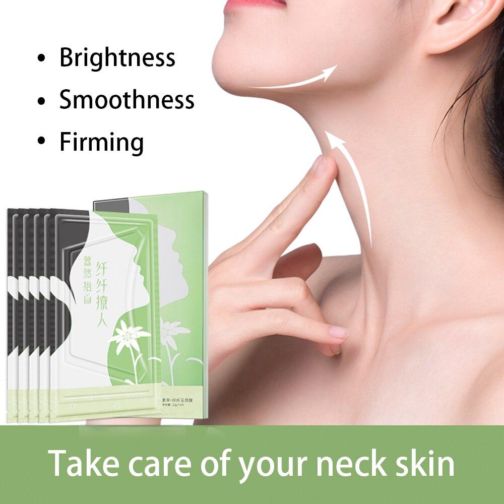 Anti Aging Neck Mask Anti Wrinkle Skin Care 1