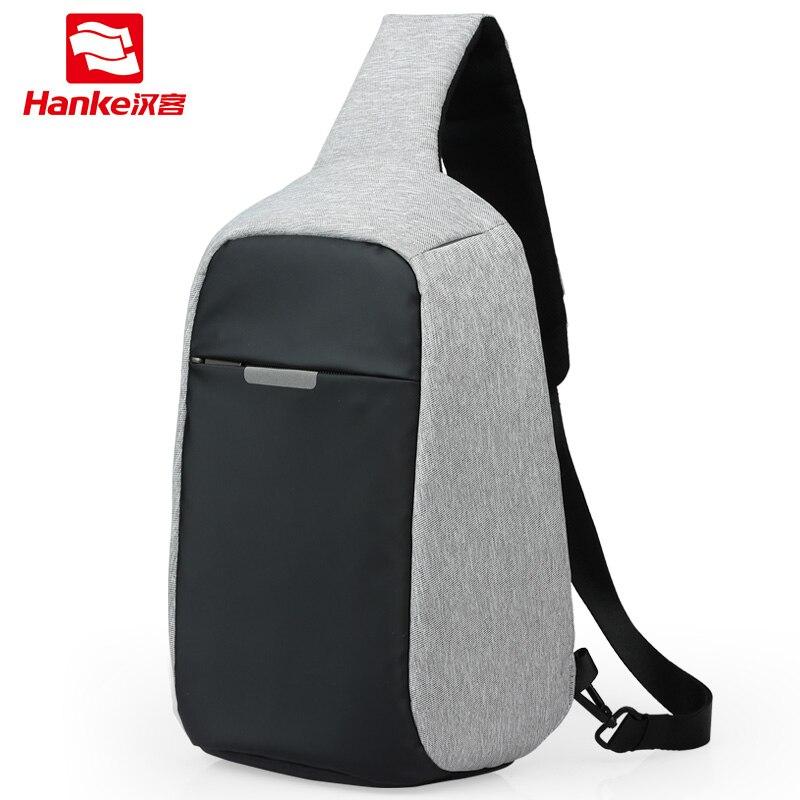 Mixi 2019 Anti-Theft Crossbody Bag Men Sling Chest Bag Fit 9.7 Inch Ipad Messenger Bag Sports Travel Small One Shoulder camiseta para quemar grasa