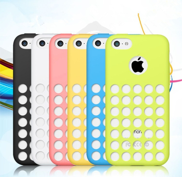 iphone 5c phone cases original soft for iphone 5c fresh silicone cover for 2343
